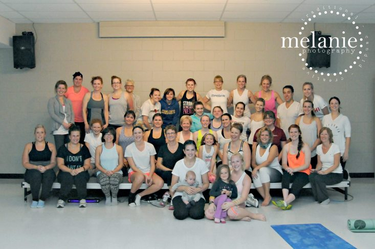 Piloxing Event Group photo